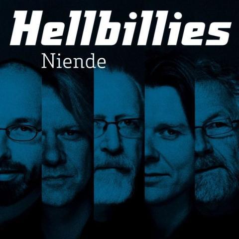 Hellbillies - Niende artwork