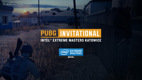 PLAYERUNKNOWN'S BATTLEGROUNDS (PUBG) makes its second Intel®  Extreme Masters appearance at IEM World Championship 2018