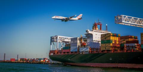 """""""We have to look at air freight and ocean freight more holistically"""""""