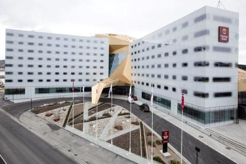 Norges största hotellinvestering i 25 år