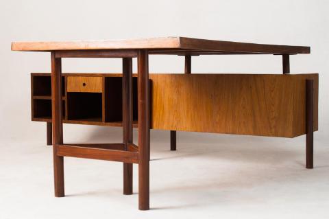 unik samling pierre jeanneret p. Black Bedroom Furniture Sets. Home Design Ideas