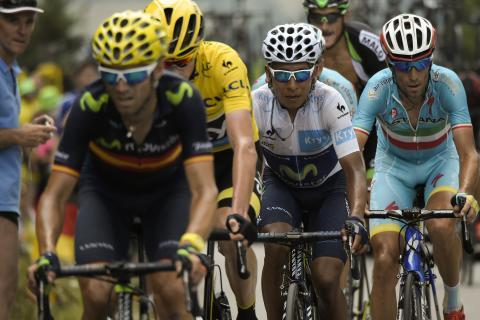 Froome, Quintana, Valverde och Nibali möts på nytt