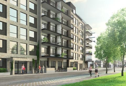 Säljstart för Riksbyggens Brf Ankaret, Västra Hamnen