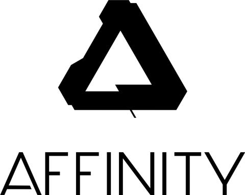 Affinity portrait logo black for web