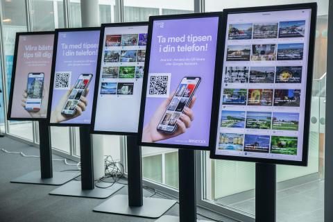 Topplistor hjälper besökare att upptäcka det bästa i Borås