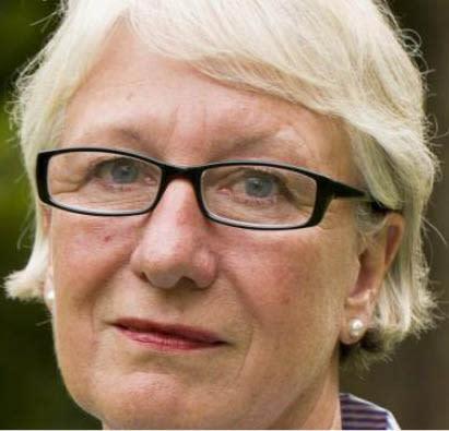 Aina Andersson från Trelleborg tar plats i region Skåne