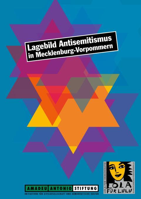 Lagebild Antisemitismus in Mecklenburg-Vorpommern