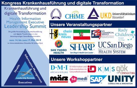 Das Spannungsfeld, das die Kliniken fordert - Kongress Krankenhausführung und digitale Transformation
