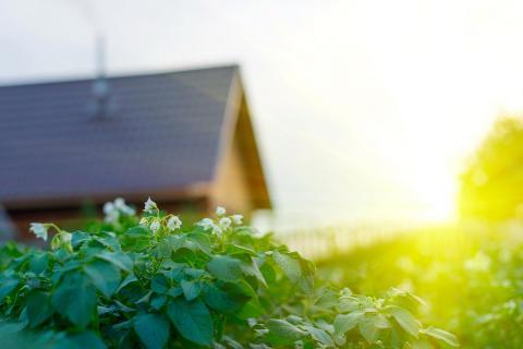 VårgårdaHus låter ljuset styra huset!