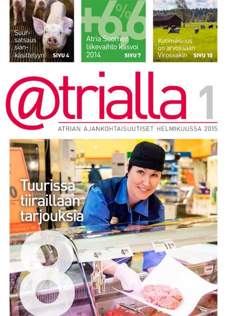 Lue tuoreimmat uutiset @trialla-lehdestä