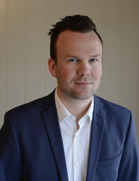 Håkon Lofthus, leder for Telia og Chess i privatmarkedet