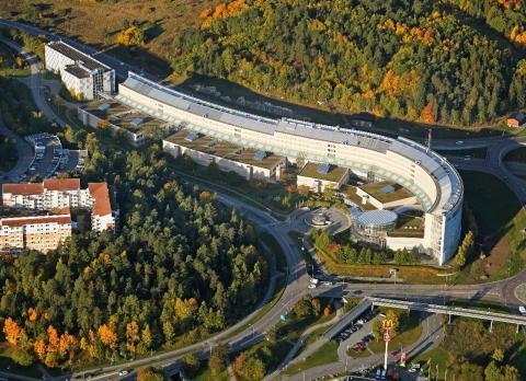 SL och Restaurang Kalaset etablerar sig i Ursvik Entré