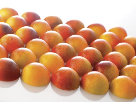 Färgat med naturliga livsmedelsfärger