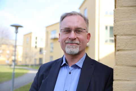 New Dean at School of Health and Welfare at Jönköping University