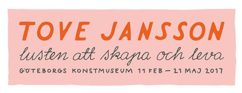 Påminnelse: Pressvisning inför öppning av Tove Jansson - Lusten att skapa och leva