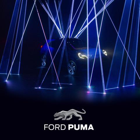 Ford Puma SUV 2