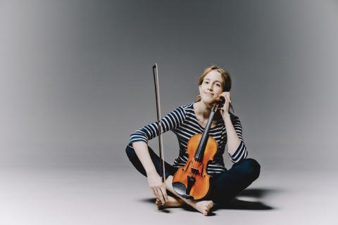 Fiolinvirtuos Vilde Frang med nytt album