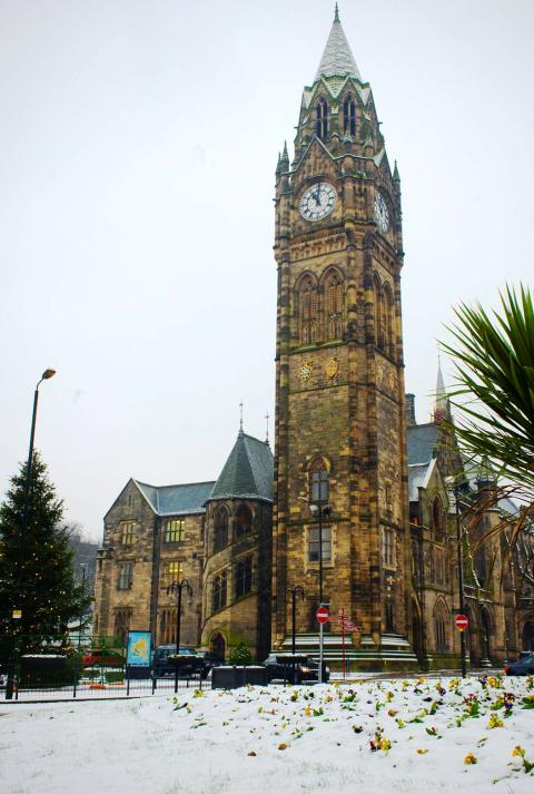 Key details of Christmas and New Year service changes can be found at www.rochdale.gov.uk/christmas