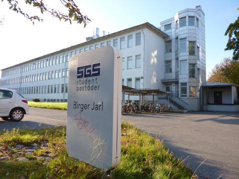 Låg hyreshöjning nästa år för studenter i Göteborg