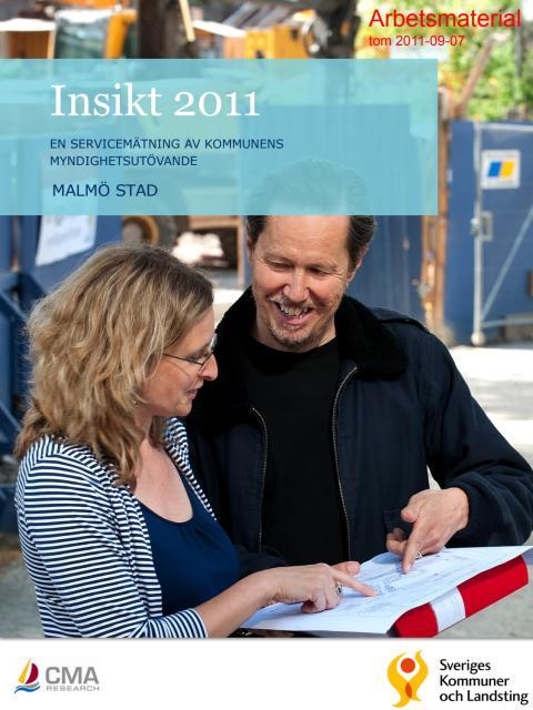 Insikt 2011, Malmö