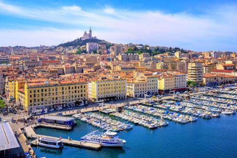 Flyg direkt till Marseille från Arlanda
