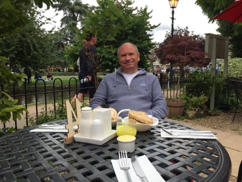 Family pay tribute to 62 year old, Ian Webb following incident in River Mersey