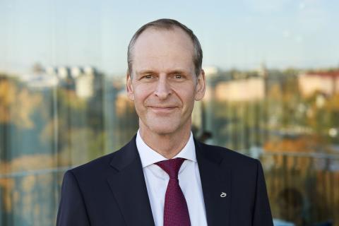 Executive Vice President Operations Lantmännen