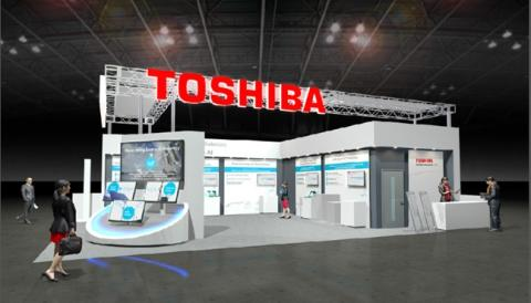 Toshiba showcases IoT solutions at CeBIT 2017
