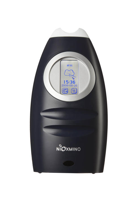 Asthma monitoring device NioxMino