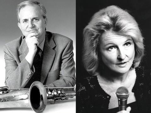 Jazzkonsert i Kalmar med Karin Krog och Scott Hamilton
