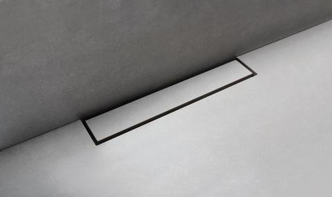 Golvränna / Duschränna - unidrain® HighLine Custom - Ett nästan osynligt golvavlopp