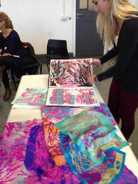 Zaffron and London College of Fashion