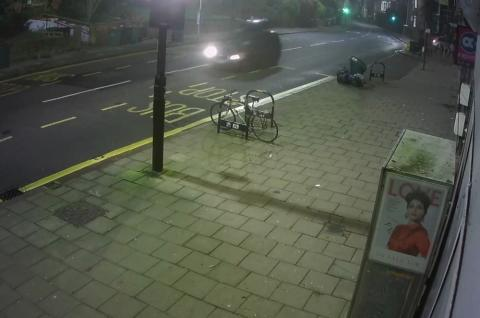 Appeal to trace vehicle that collided with e-scooter rider in Lambeth