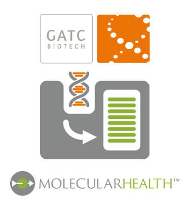 MolecularHealth und GATC Biotech schließen strategische Partnerschaft