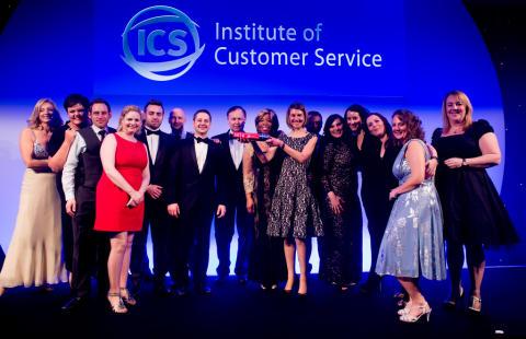 Volkswagen Group UK claims top Customer Satisfaction Award