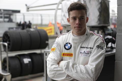 Danske Mikkel Jensen deltager i BMW Motorsports juniorprogram