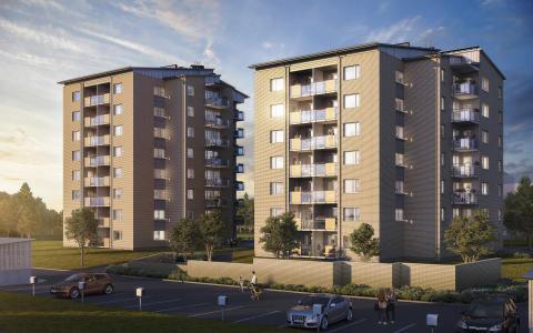 Pressinbjudan: Måndag 29 januari invigs bygget av 82 lägenheter på Vetterslund i Västerås