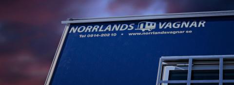 Detalj Norrlandsvagn