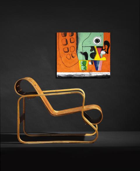 Le Corbusier & Alvar Aalto