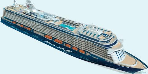 High res image - Sika Limited - Mein Schiff 5