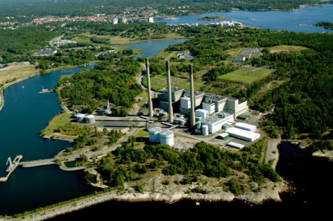 Karlshamnsverket bidrar till effektreserven kommande vinter