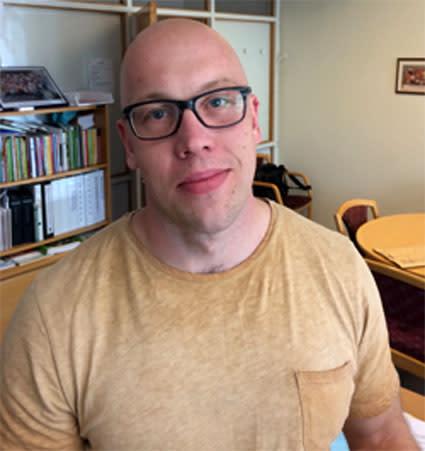 Stureskolan och läraren Andreas Wenngren blir Skolambassadör för EU 2016