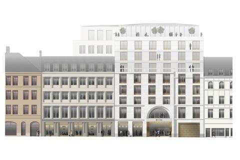 ADIA och Stureplansgruppen samarbetar för att utveckla ett unikt hotellkoncept i nya Sturekvarteret