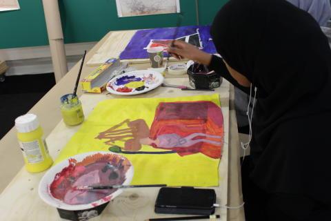 Järvaveckan: Konstnärliga yrken - En framtidsbransch