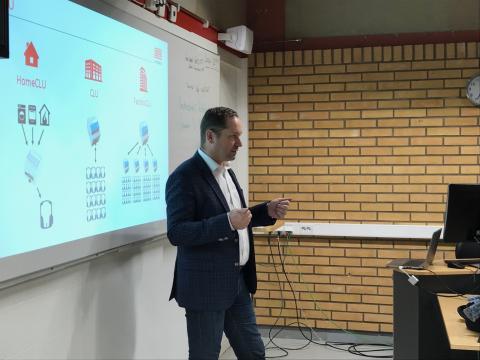 Mattias Djurson, DEFA e-mobility