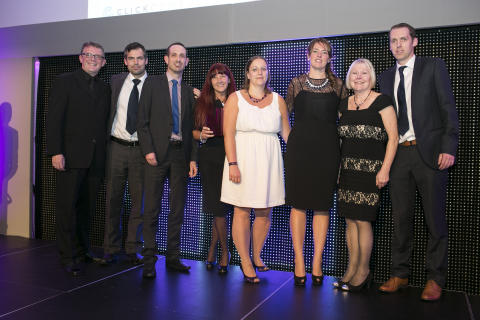 Right Stuff Right Bin campaign has won a Northern Marketing Award