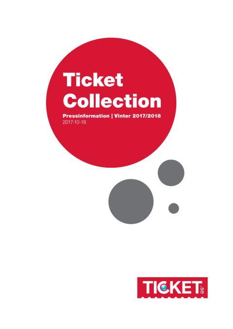 Ticket Collection - restrender vintern 2017-2018