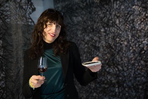 Vilket vin passar till lakritsen?