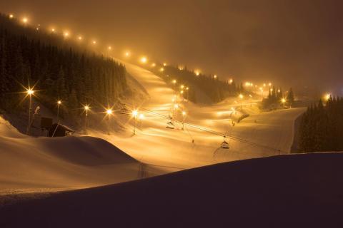 22 cm snø siste to dagene og gode skiforhold i Hemsedal!