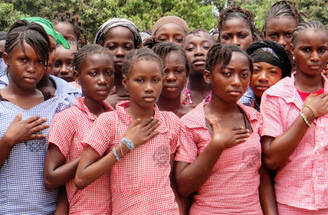 Guinea fritt från ebola